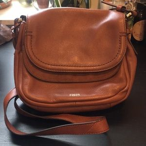 Fossil Peyton cross body purse